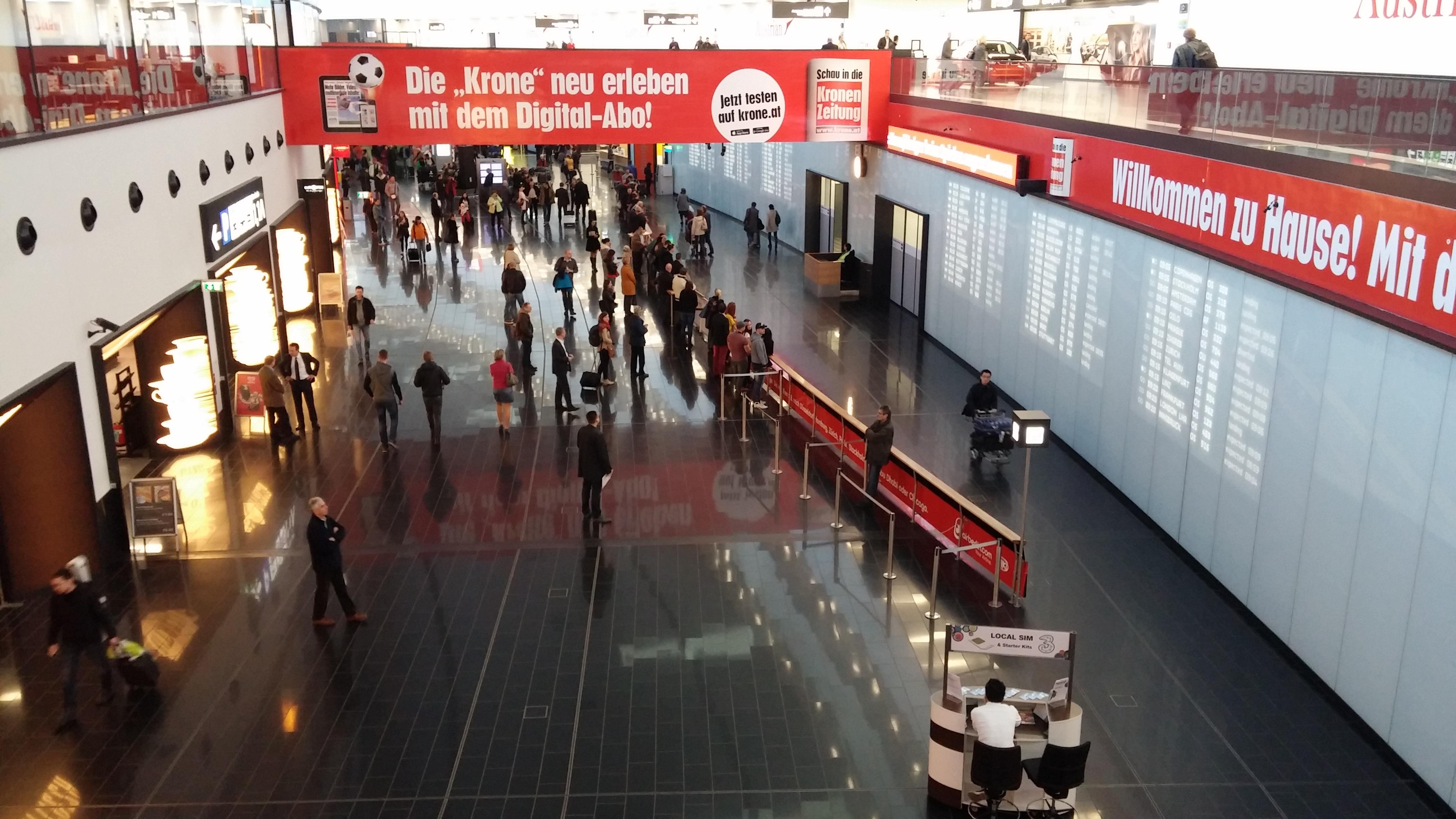 Guide Vom Flughafen Wien In Die Innenstadt Alle Möglichkeiten