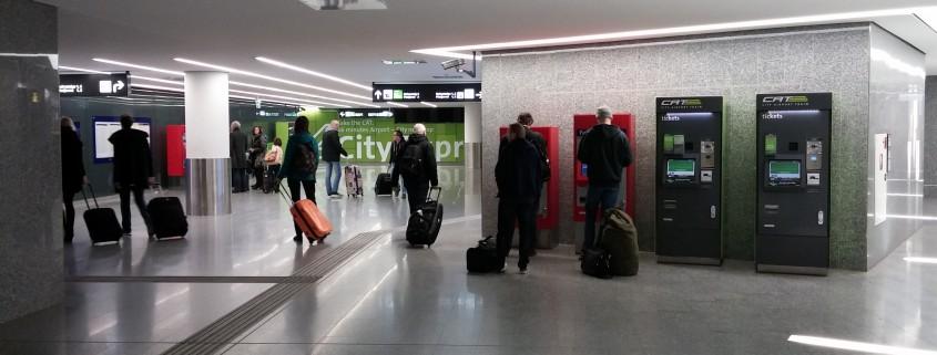 Flughafen Wien Schnellbahn